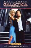 Battlestar Galactica Origins Omnibus Vol 1 TP