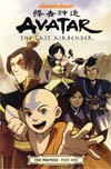 Avatar The Last Airbender Vol 1 The Promise Part 1 TP