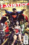 Justice League Vol 2 #1 Incentive David Finch Variant Cover