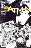 Batman Vol 2 #1 Cover D Incentive Greg Capullo Sketch Cover