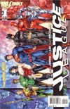 Justice League Vol 2 #1 2nd Ptg