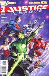 Justice League Vol 2 #1 3rd Ptg