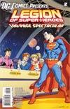 DC Comics Presents Legion Of Super-Heroes #2