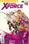 Uncanny X-Force #19 Cover A 1st Ptg Regular Rafael Grampa Cover (X-Men Regenesis Tie-In)