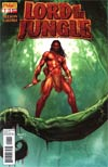 Lord Of The Jungle #1 Regular Paul Renaud Cover