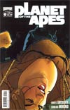 Planet Of The Apes Vol 3 #9 Regular Cover B