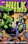 Hulk By John Byrne & Ron Garney TP