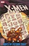 X-Men Days Of Future Past TP New Printing