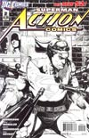 Action Comics Vol 2 #2 Cover C Incentive Rags Morales Sketch Cover