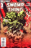 Swamp Thing Vol 5 #1 2nd Ptg