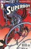 Superboy Vol 5 #1 2nd Ptg