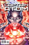 Captain Atom Vol 3 #1 2nd Ptg