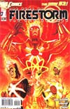 Fury Of Firestorm The Nuclear Men #1 2nd Ptg