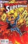 Superman Vol 4 #1 2nd Ptg