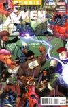 Wolverine And The X-Men #4 1st Ptg Regular Nick Bradshaw Cover (X-Men Regenesis Tie-In)