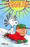 Peanuts Vol 2 #1 Regular Charles M Schulz Cover