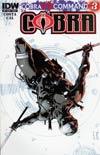 Cobra #9 Regular Cover B (Cobra Command Part 3)