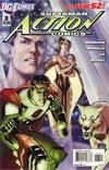 Action Comics Vol 2 #3 Cover B Variant Gene Ha Cover