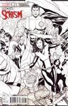 X-Men Schism #3 X Ptg Variant Cover