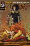 Darkness Vol 3 #100 Cover D Michael Broussard & Sunny Gho