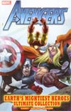 Avengers Earths Mightiest Heroes Ultimate Collection TP