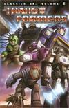 Transformers Classics UK Vol 2 TP