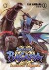 Sengoku Basara Samurai Legends Vol 1 GN