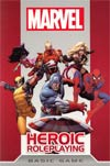 Marvel Heroic Roleplaying Basic Game TP