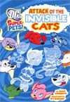 DC Super-Pets Attack Of The Invisible Cats TP