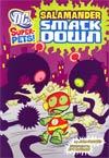 DC Super-Pets Salamander Smackdown TP