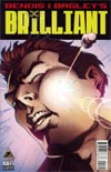 Brilliant #1 2nd Ptg Mark Bagley Variant Cover