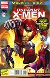 Uncanny X-Men Vol 2 #2 Cover B Incentive Marvel Comics 50th Anniversary Variant Cover (X-Men Regenesis Tie-In)
