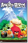 Angry Birds Action Poster