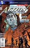 Action Comics Vol 2 #7 Cover A Regular Rags Morales Cover