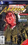 Action Comics Vol 2 #7 Cover B Combo Pack With Polybag