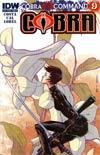 Cobra #11 Regular Cover B (Cobra Command Part 9)
