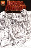 Lord Of The Jungle #1 Incentive Alex Ross Sketch Cover