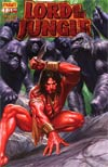 Lord Of The Jungle #1 Regular Alex Ross Cover