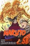 Naruto Vol 58 TP