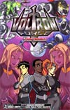 Voltron Force Vol 3 Twin Trouble GN
