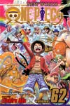 One Piece Vol 62 New World GN