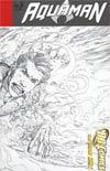 Aquaman Vol 5 #5 Incentive Ivan Reis Sketch Cover