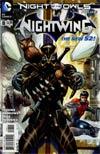 Nightwing Vol 3 #8 1st Ptg