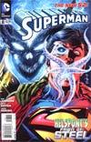 Superman Vol 4 #8 Regular Ivan Reis Cover