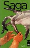 Saga #2 Cover A 1st Ptg