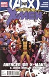 Wolverine And The X-Men #9 1st Ptg Regular Chris Bachalo Cover (Avengers vs X-Men Tie-In)