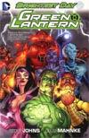Green Lantern Brightest Day TP