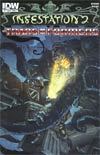 Infestation 2 Transformers #1 Regular Cover A