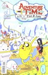 Adventure Time #1 Cover B 1st Ptg Regular Cover