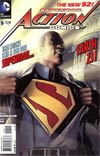 Action Comics Vol 2 #9 Cover A Regular Gene Ha Cover